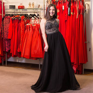 The biggest range of prom dresses in the New Forest