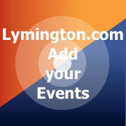 Promote your events with Lymington.com