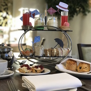 Enjoy a supercalifragilisticexpialidocious afternoon tea at Careys Manor Cambium in the New Forest