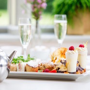 Mothering Sunday afternoon tea at New Park Manor