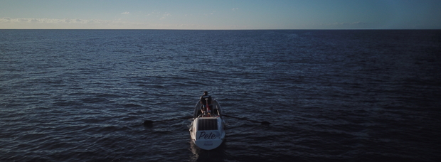 The Ocean Brothers have nearly completed their row across the Atlantic...
