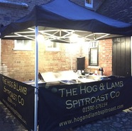 Planning a gathering?  Plan to call Tony at the Hog and Lamb Spitroast Company