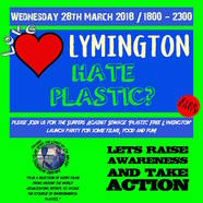 SAS Plastic - Plastic Free Lymington launch party