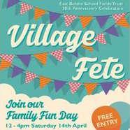 East Boldre village fete 2018