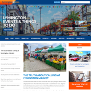 The New Lymington Website