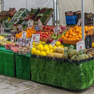 Lymington Market the truth about calling