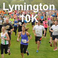 Enter the Lymington 10K by 9th May