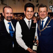 Careys Manor barman international finalist in cocktail competition