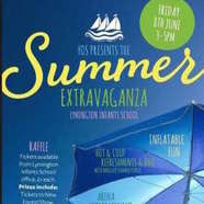 Lymington Infant School summer extravaganza